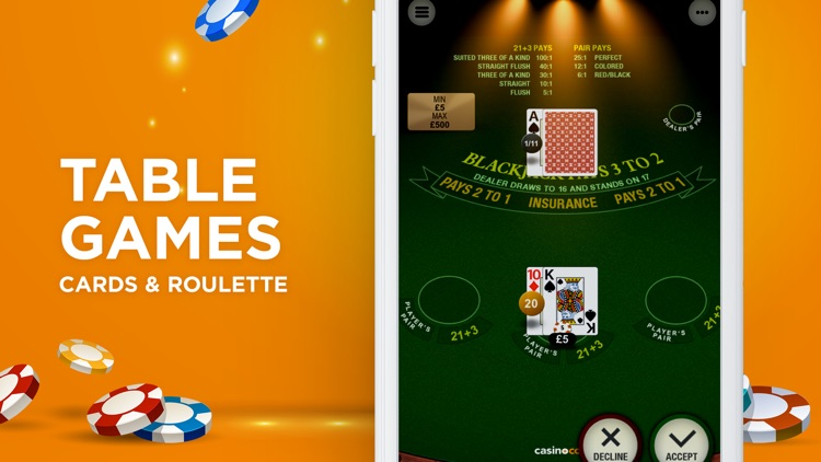 Casino.com: Live Games & Cards screenshot-4
