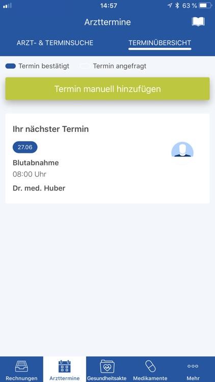VKB - Meine Gesundheit screenshot-3