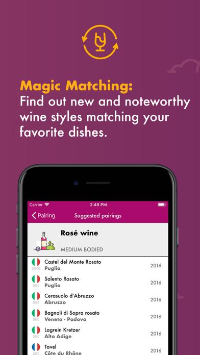 Decanto - Dein Wein-SommelierScreenshot von 4