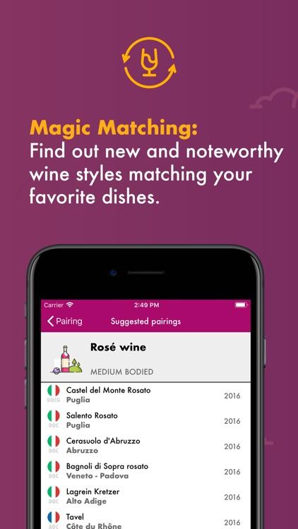 Decanto - Food & Wine Pairing screenshot-3