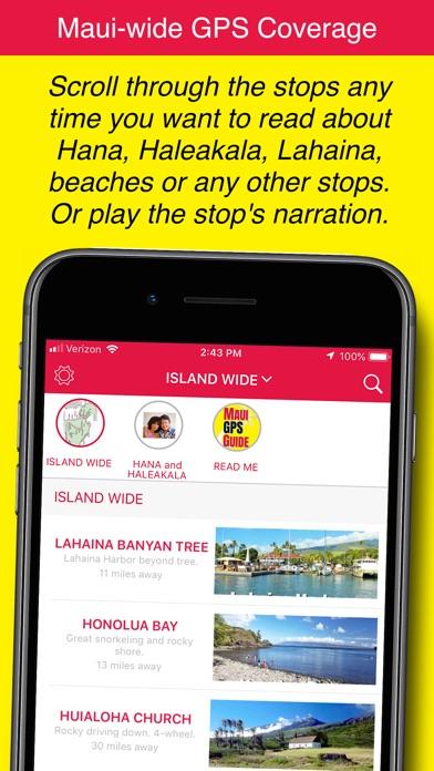 Maui GPS Guide