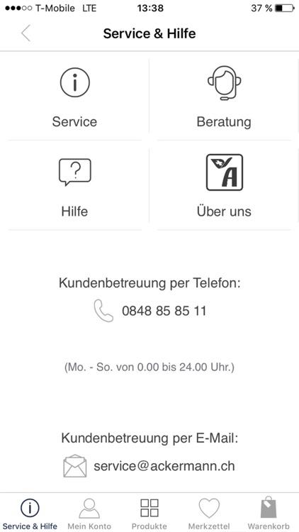 Ackermann – Wohnen & Lifestyle screenshot-4