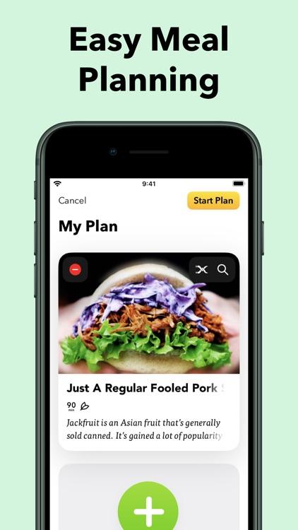 Plantry Meal Planner screenshot-0