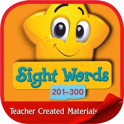 Sight Words 201-300