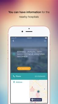 CDAS Mobile iphone resimleri