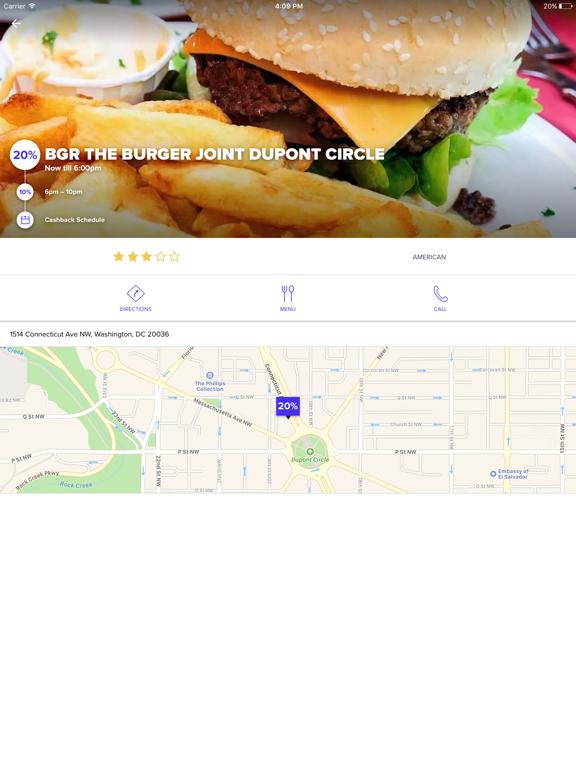 LivingSocial - Deals on Restaurants, Spas, Hotels, Concerts and more screenshot