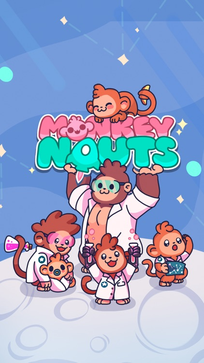 Monkeynauts: Merge Monkeys! screenshot-0