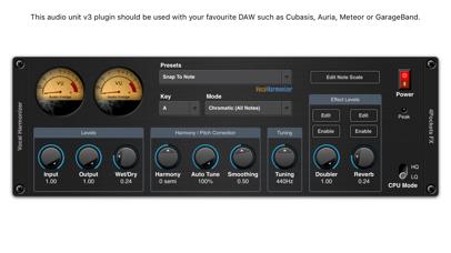 Vocal Soloist AUv3 Plugin screenshot 1