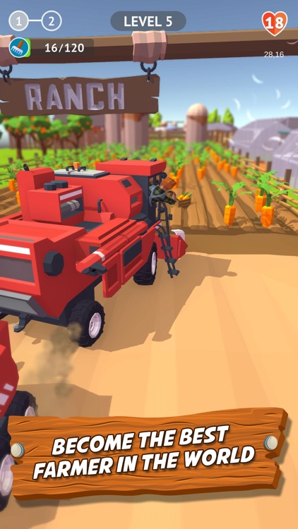 Farm Rush screenshot-3