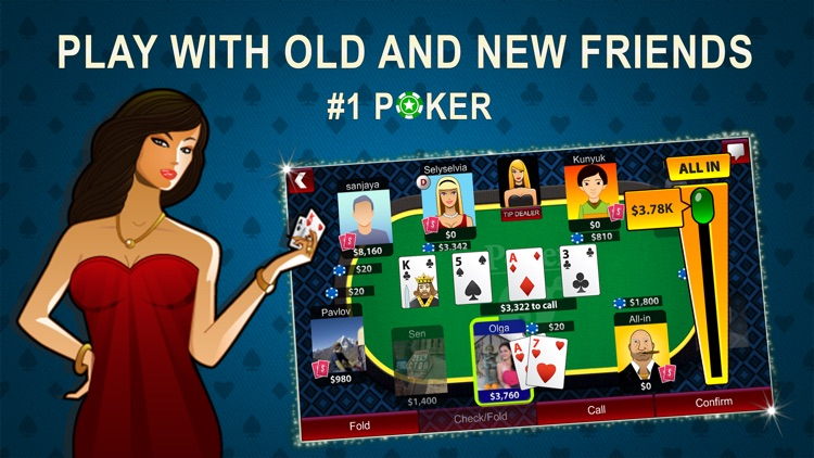 Texas Hold Em Poker Online By Solverlabs