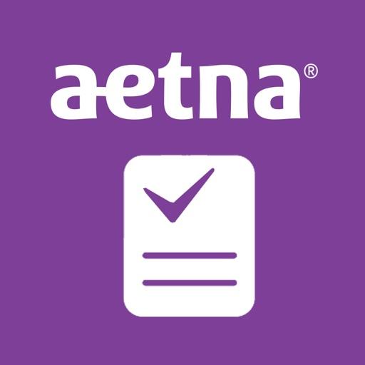 Aetna Plan Selection for iPad
