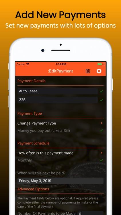 Budget Planner. screenshot-6