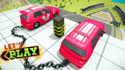 Chained Car Crash Beam Drivingのおすすめ画像1