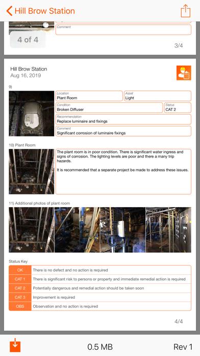Site Report 2 Screenshot 9