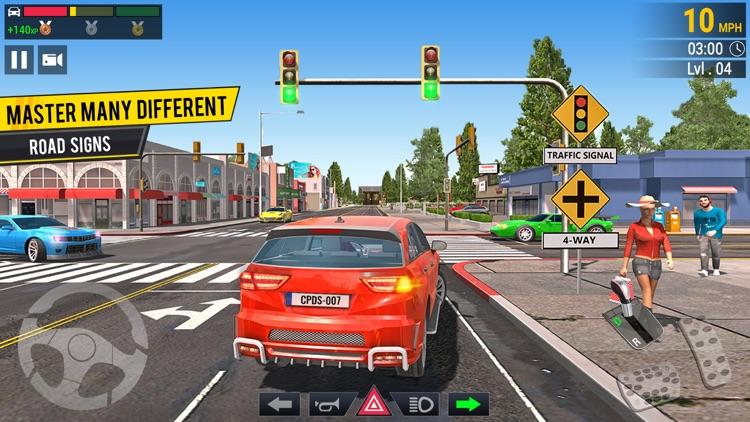 Car Parking - Driving School screenshot-3
