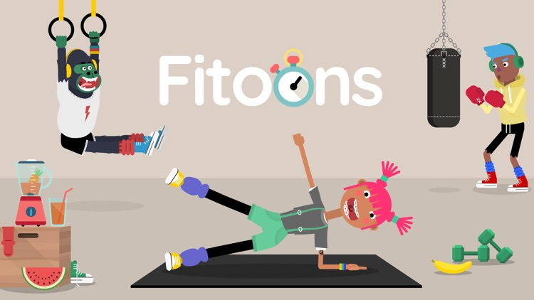 Fitoons screenshot-0