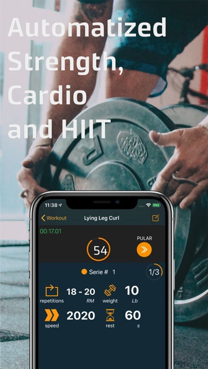 GetApp: your workout app