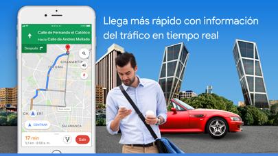 Descargar Google Maps - rutas y comida para Android