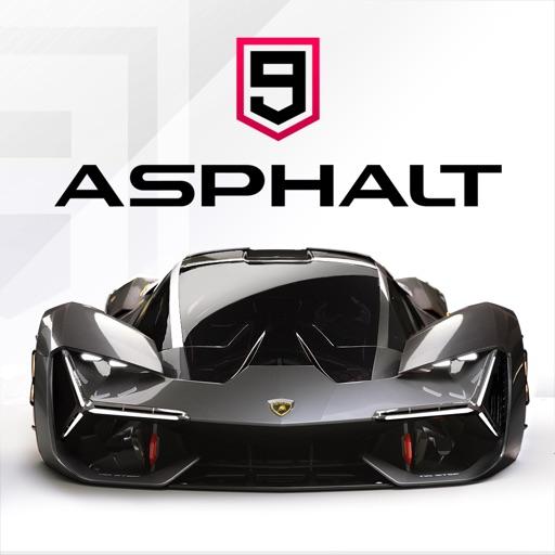 Asphalt 9: Legends iOS App