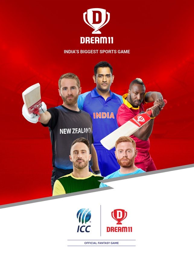Dream11 Fantasy Sports on the App Store