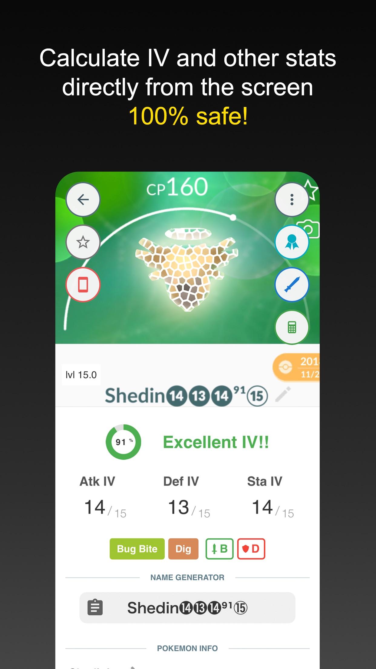 Poke Genie Screenshot