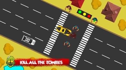 Zombie Crash Road screenshot 2