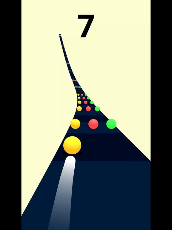 Color Road! на iPad