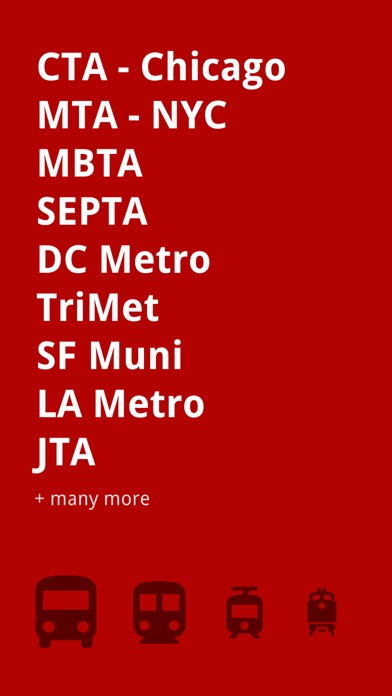 Top 10 Apps like Itrans Chicago Cta in 2019 for iPhone & iPad