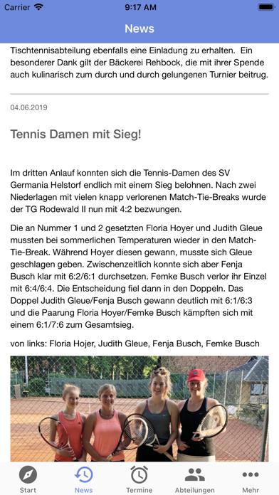 SV Germania HelstorfScreenshot von 5