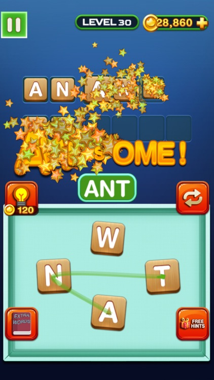 Word Connect - Word Puzzle screenshot-4