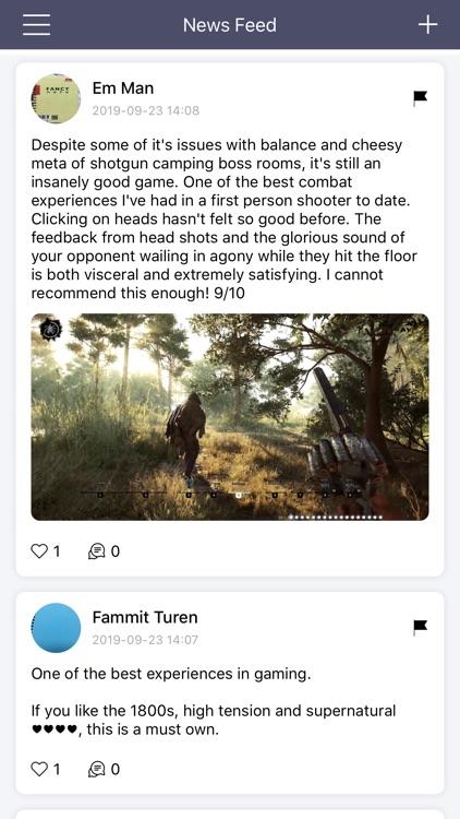 GameNet for - Hunt: Showdown