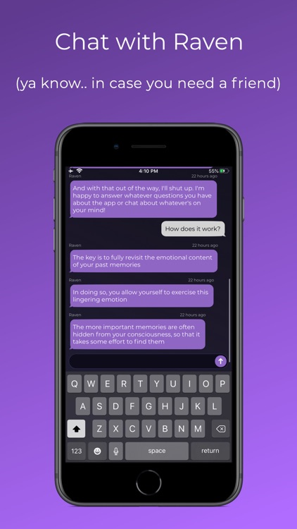 Bodhi - Smart Journal & Chat screenshot-3