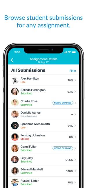 Canvas Teacher on the App Store