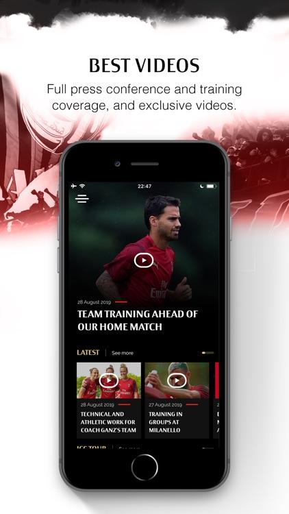 AC Milan Official App screenshot-3