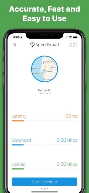Speed Test SpeedSmart Internet on the App Store