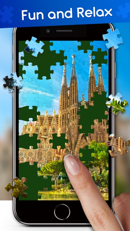 Jigsaw Puzzle ++ screenshot-4
