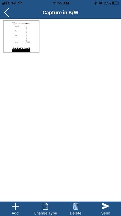 Kofax Mobile Capture™ screenshot-5