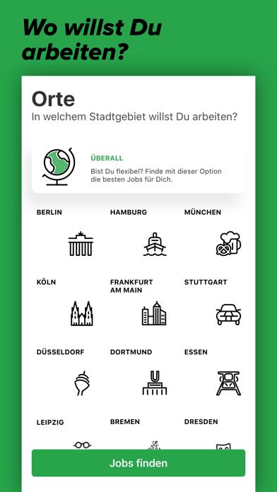 Job App - trufflsScreenshot von 4
