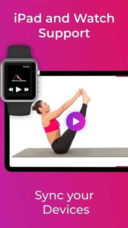 Lotus   Yoga and Workout screenshot-6