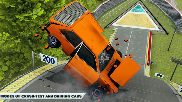 Car Crash Simulator 3D screenshot-3