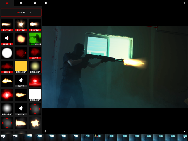 ‎Gun Movie FX Screenshot
