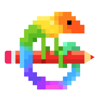 Pixel Art - Color by Number