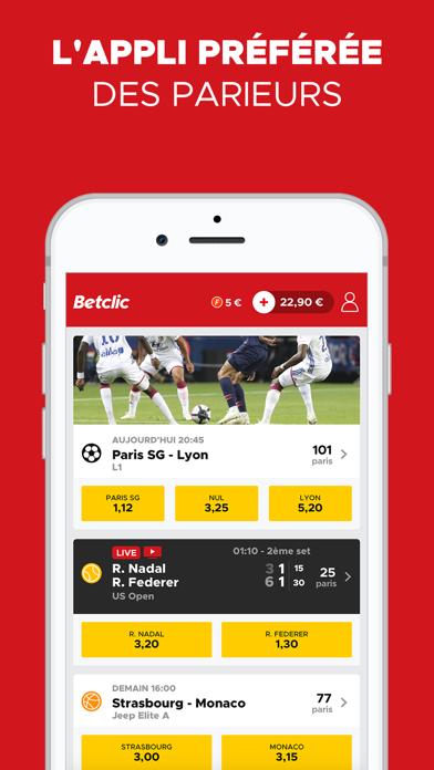 Télécharger Betclic Paris Sportifs pour Pc