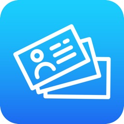 Business Card Scanner with OCR