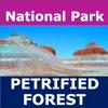 Petrified Forest N Park - GPS