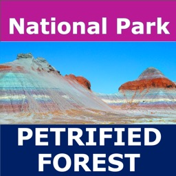 Petrified Forest N Park - GPS