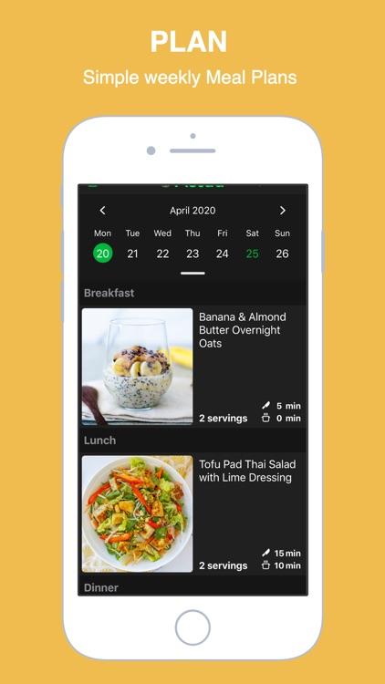 Pistuu: Plant Based Recipes screenshot-4