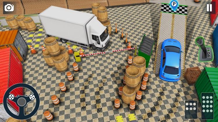 New Truck Parking Game 2020 screenshot-5