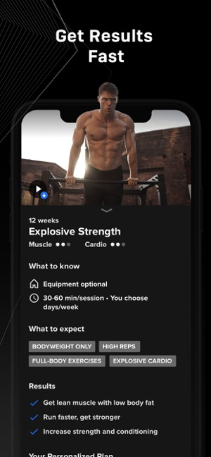 Freeletics - Workout & Fitness on the App Store