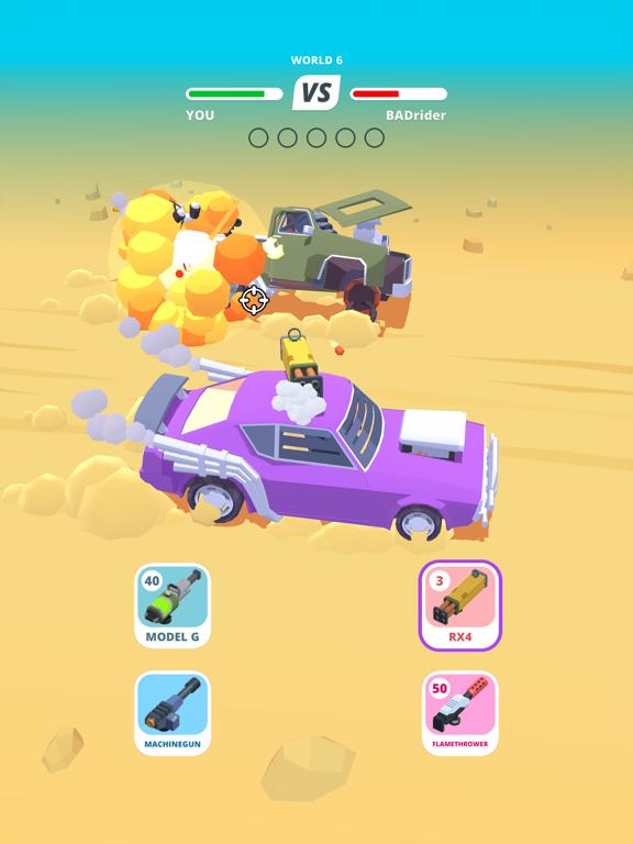 Desert Riders screenshot 6